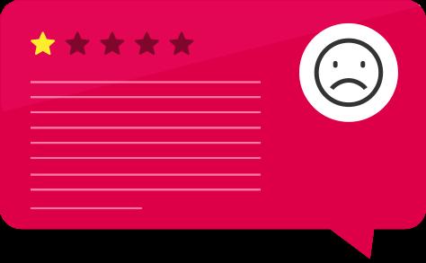 Negative Bewertungen entfernen google my business