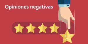 Como quitar opiniones negativas en Google My Business