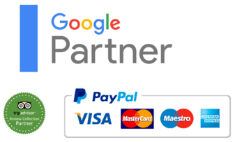 google partner and payments by paypal