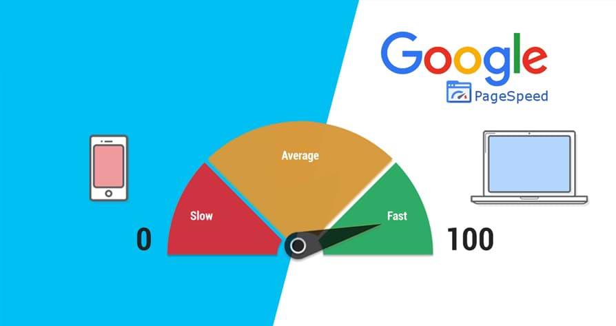 vitesse vitesse de la page google