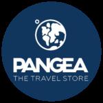 ícone logo pangea