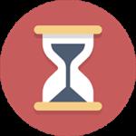 El tiempo para poner reseñas